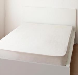 ナチュラルボーダーデザインカバーリング elmar エルマール ベッド用ボックスシーツ キング