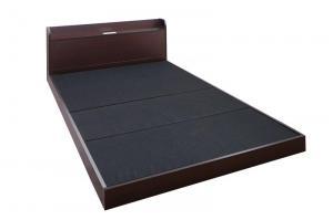 布団が使える ながく使えるデザインローベッド SALE galom ふるさと割 シングル ベッドフレームのみ ガロム