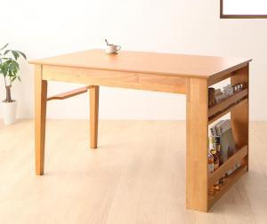 3段階伸縮テーブル カバーリング ダイニング humiel ユミル ダイニングテーブル W120-180