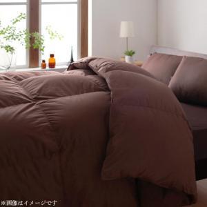 日本製防カビ消臭 ダックダウン ニューゴールドラベル 羽毛布団8点セット Alice アリーチェ ベッドタイプ クイーン10点セット