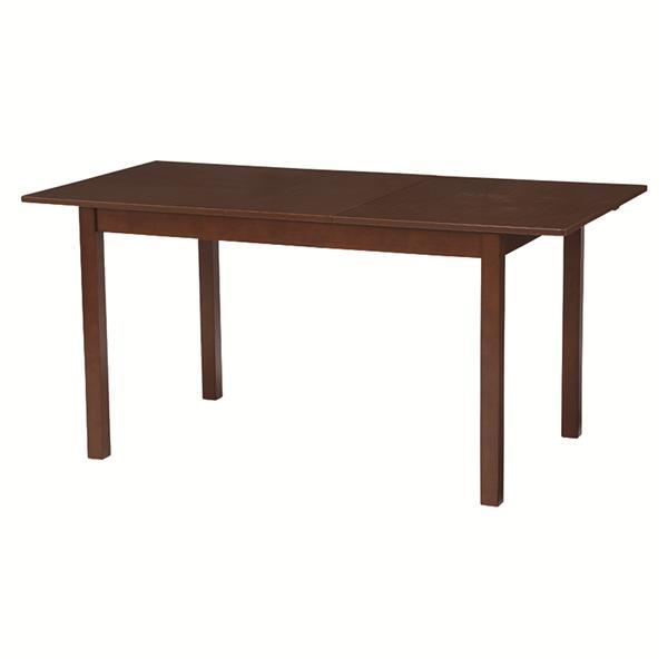 ダイニングテーブル(ダークブラウン) VDT-7622DBR