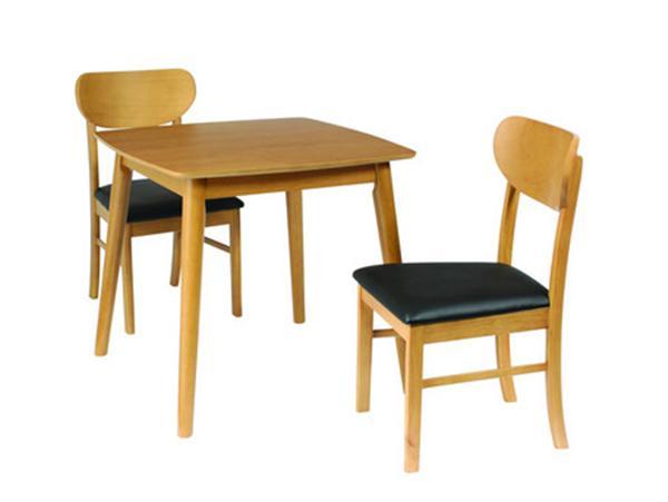 【シープ】ダイニング3点セット ダイニングテーブル (75cm幅/2人掛け用)