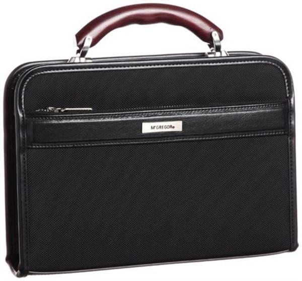 【日本製】日常対応ナイロンダレスバッグSサイズ28cm【ビジネス】 ブラック