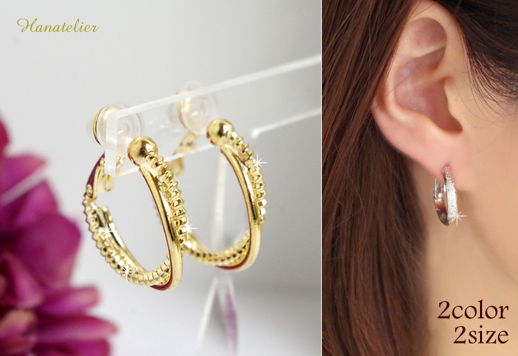 gold with top dp earrings com popular circle amazon season simple rhinestone high big