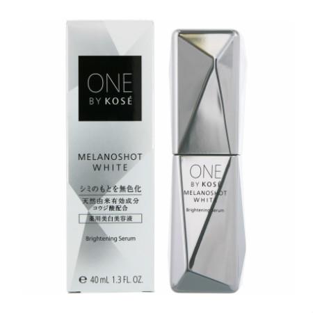 コーセー ONE BY KOSE メラノショット ホワイト 40mL(医薬部外品)(4971710273489)