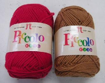 """Hamanaka """"Piccolo"""" Knitting Yarn for  Small Amigurumi  Japanese"""