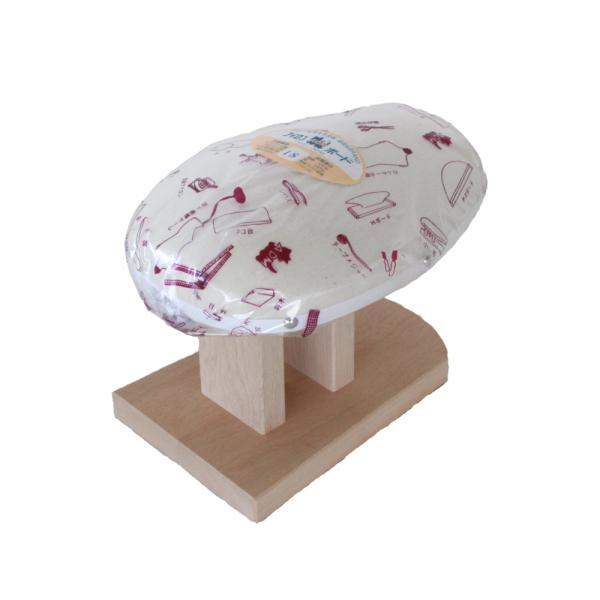 職業用肩馬(仕上馬) adm-18 日本製 アイロン用品 仕上げ用品 アダム手芸の山久