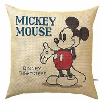 Yamakyu Of Handicraft Cotton 5881 Mickey Mouse Cross Stitch