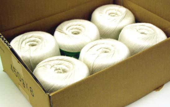 麻糸 ラクダ印 トスコラミー 約450g ツヤ無6個1箱 緑ラベル 日本製 手芸の山久