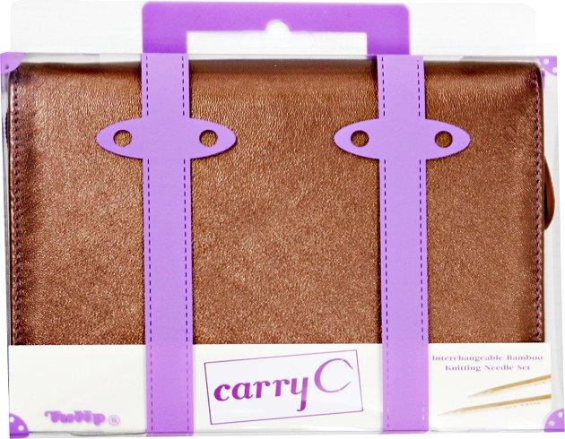 特莱开关表达亲切针设置 'carryC' ★ 质量郁金香织针