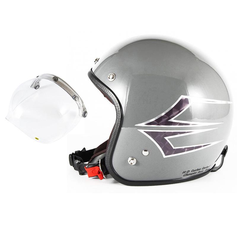 72JAM デザイナーズジェットヘルメット [JCP-38] 開閉シールド付き [JCBN-01]Spindle スピンドル アイリッシュグレー [アイリッシュグレーベースグロス仕上げ]FREEサイズ(57-60cm未満) メンズ レディース 兼用品 SG規格 全排気量対応