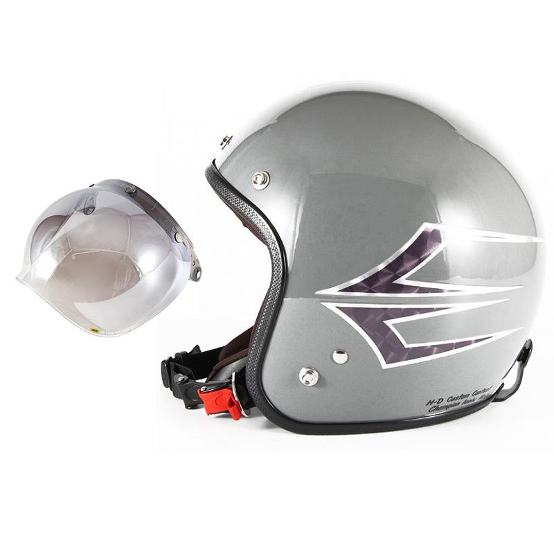 72JAM デザイナーズジェットヘルメット [JCP-38] 開閉シールド付き [JCBN-03]Spindle スピンドル アイリッシュグレー [アイリッシュグレーベースグロス仕上げ]FREEサイズ(57-60cm未満) メンズ レディース 兼用品 SG規格 全排気量対応