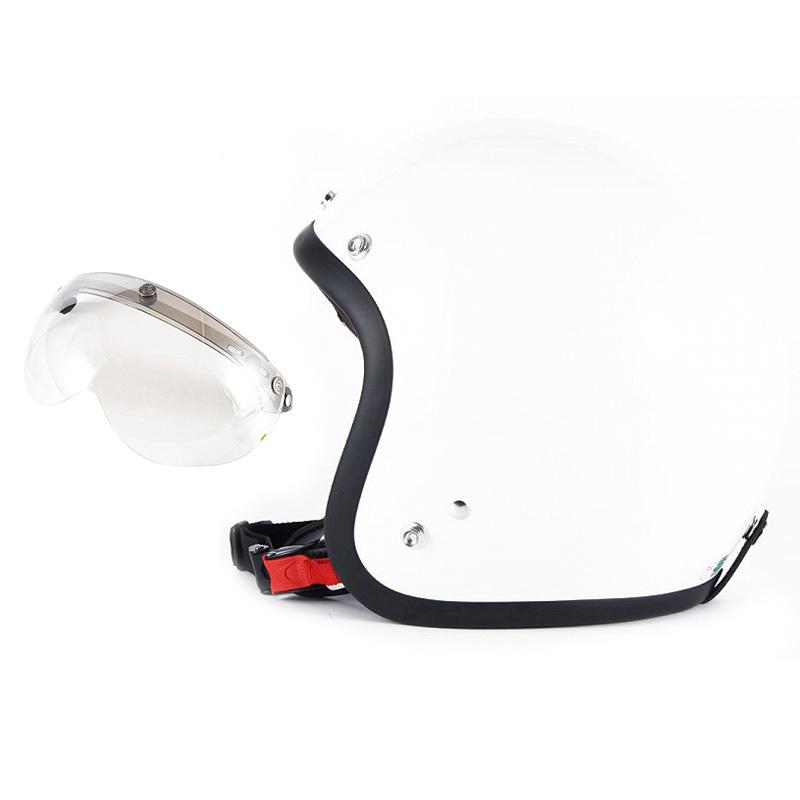 72JAM デザイナーズジェットヘルメット [JJ-09] 開閉シールド付き [APS-02]PEARL GOLD WHITE HD純正色 ゴールドパール [HD純正色 ゴールドパール グロス仕上げ]FREEサイズ(57-60cm未満) メンズ レディース 兼用品 SG規格 全排気量対応