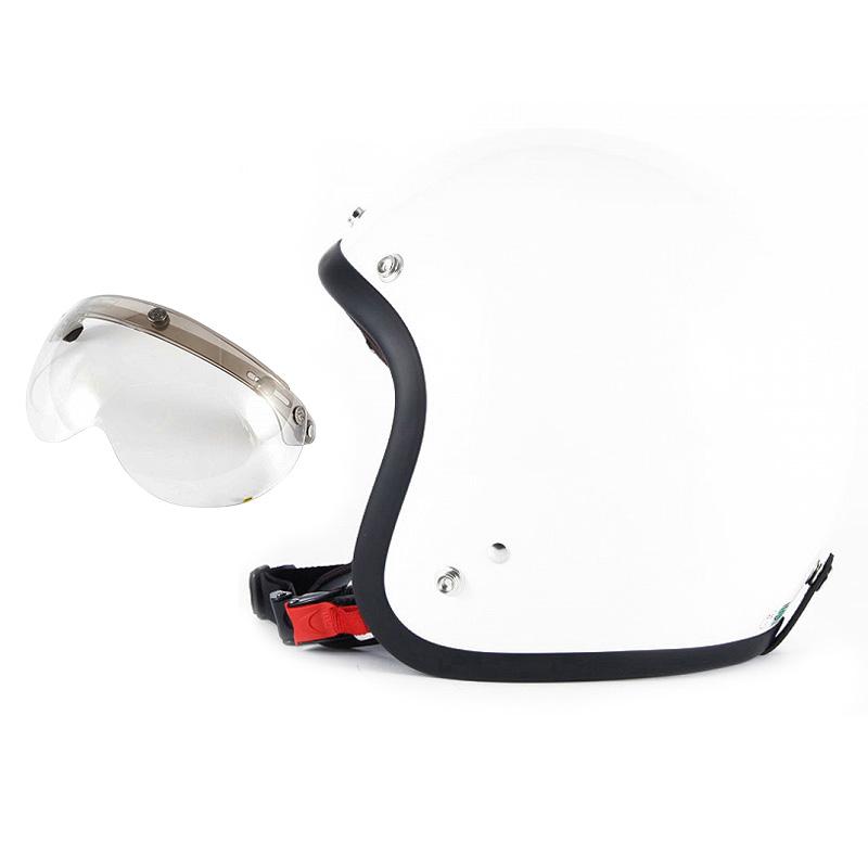 72JAM デザイナーズジェットヘルメット [JJ-09] 開閉シールド付き [APS-03]PEARL GOLD WHITE HD純正色 ゴールドパール [HD純正色 ゴールドパール グロス仕上げ]FREEサイズ(57-60cm未満) メンズ レディース 兼用品 SG規格 全排気量対応
