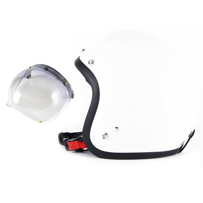 72JAM デザイナーズジェットヘルメット [JJ-09] 開閉シールド付き [JCBN-05]PEARL GOLD WHITE HD純正色 ゴールドパール [HD純正色 ゴールドパール グロス仕上げ]FREEサイズ(57-60cm未満) メンズ レディース 兼用品 SG規格 全排気量対応