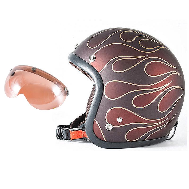 72JAM デザイナーズジェットヘルメット [JJ-22] 開閉シールド付き [APS-05]STEALTH ステルス レッド [ガラスフレークレッドベースマット仕上げ]2サイズ メンズ レディース 兼用品 SG規格 全排気量対応