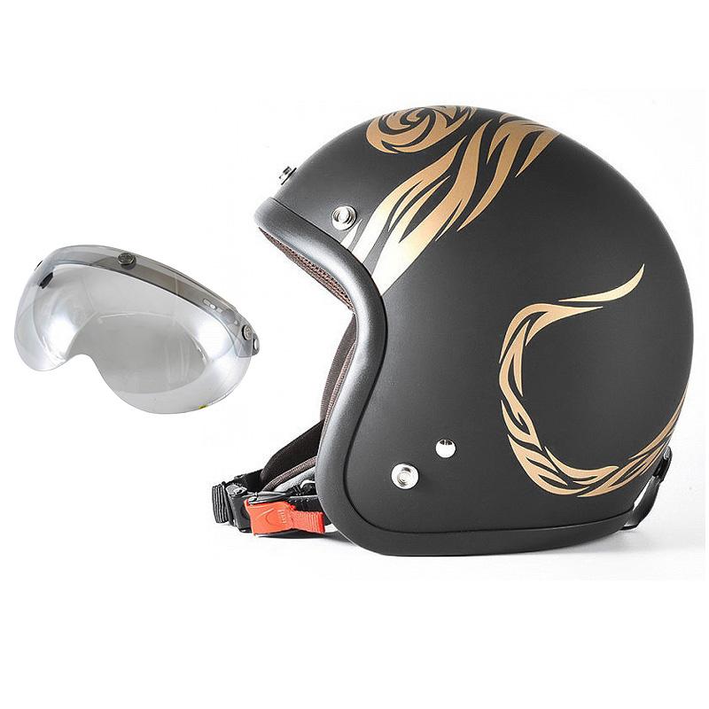 72JAM デザイナーズジェットヘルメット [JJ-26] 開閉シールド付き [APS-04]NATURAL LAW ナチュラルロー ブラック [ブラックベース マット仕上げ]FREEサイズ(57-60cm未満) メンズ レディース 兼用品 SG規格 全排気量対応
