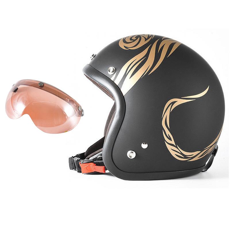 72JAM デザイナーズジェットヘルメット [JJ-26] 開閉シールド付き [APS-05]NATURAL LAW ナチュラルロー ブラック [ブラックベース マット仕上げ]FREEサイズ(57-60cm未満) メンズ レディース 兼用品 SG規格 全排気量対応