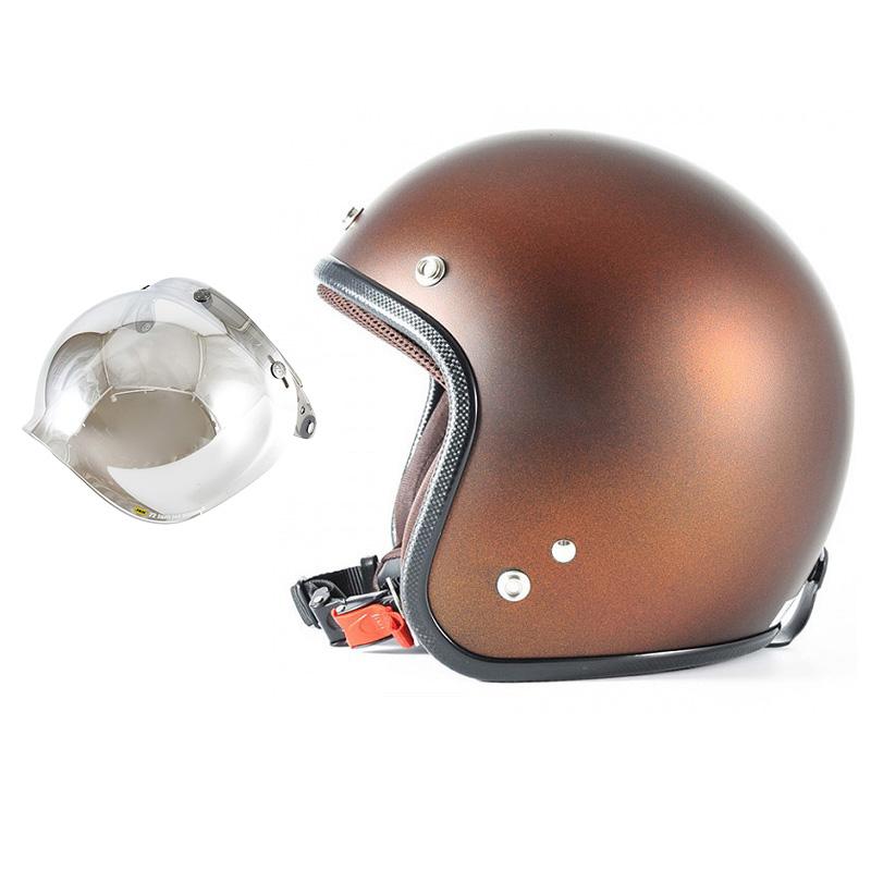 72JAM デザイナーズジェットヘルメット [JP-09] 開閉シールド付き [JCBN-02]TWILIGHT トワイライト オレンジ [メタリックブラックベース キャンディーオレンジ マット仕上げ]FREEサイズ(57-60cm未満) メンズ レディース 兼用品 SG規格 全排気量対応