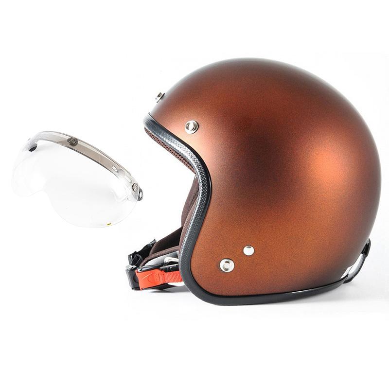 72JAM デザイナーズジェットヘルメット [JP-12] 開閉シールド付き [APS-01]TWILIGHT トワイライト+ オレンジ [メタリックブラックベース キャンディーオレンジ マット仕上げ]FREEサイズ(57-60cm未満) メンズ レディース 兼用品 SG規格 全排気量対応