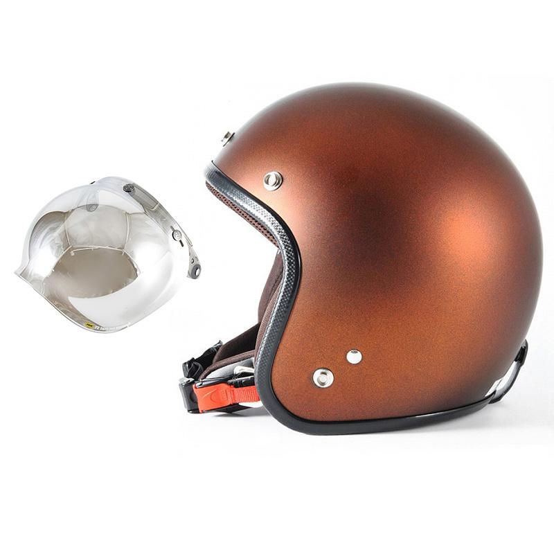 72JAM デザイナーズジェットヘルメット [JP-12] 開閉シールド付き [JCBN-02]TWILIGHT トワイライト+ オレンジ [メタリックブラックベース キャンディーオレンジ マット仕上げ]FREEサイズ(57-60cm未満) メンズ レディース 兼用品 SG規格 全排気量対応