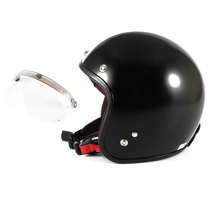 【JPBH-1+APS-01】ジャムテックジャパン 72JAM JPBH-1JP MONO BLACK HAWK ジェットヘルメット [セミグロスブラックベース]FREEサイズ(57-60cm未満) メンズ レディース 兼用品 SG規格 全排気量対応