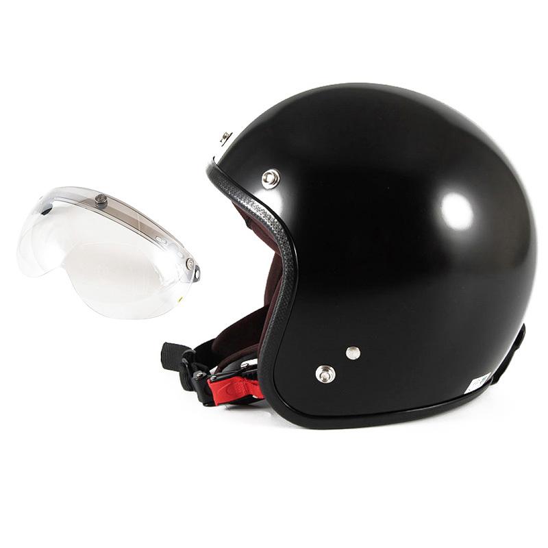 【JPBH-1+APS-02】ジャムテックジャパン 72JAM JPBH-1JP MONO BLACK HAWK ジェットヘルメット [セミグロスブラックベース]FREEサイズ(57-60cm未満) メンズ レディース 兼用品 SG規格 全排気量対応