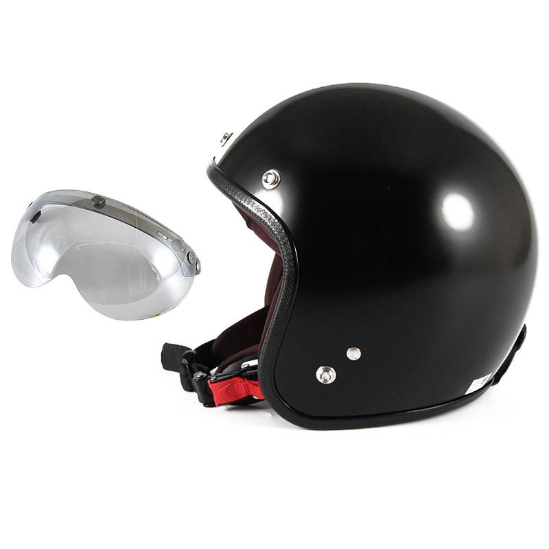 【JPBH-1+APS-04】ジャムテックジャパン 72JAM JPBH-1JP MONO BLACK HAWK ジェットヘルメット [セミグロスブラックベース]FREEサイズ(57-60cm未満) メンズ レディース 兼用品 SG規格 全排気量対応