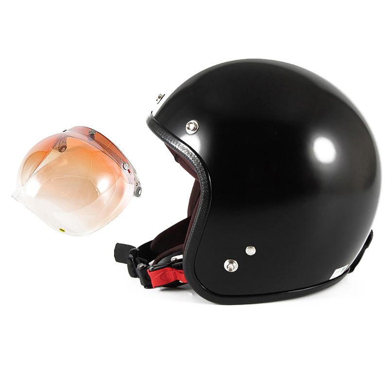 【JPBH-1L+JCBN-04】ジャムテックジャパン 72JAM JPBH-1LJP MONO BLACK HAWK ジェットヘルメット [セミグロスブラックベース]Lサイズ(60-62cm未満) メンズ SG規格 全排気量対応
