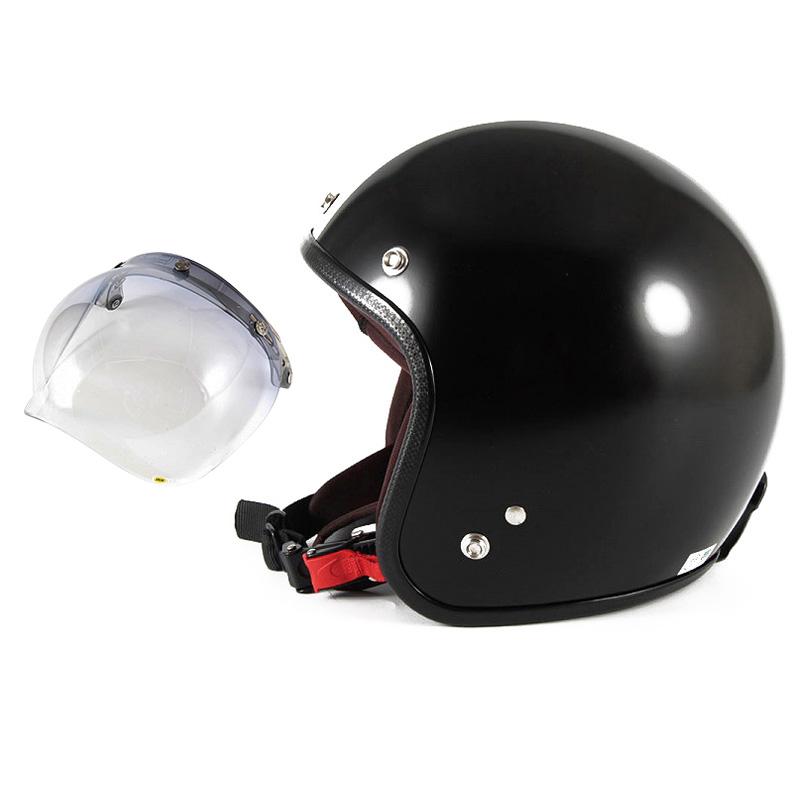 【JPBH-1+JCBN-05】ジャムテックジャパン 72JAM JPBH-1JP MONO BLACK HAWK ジェットヘルメット [セミグロスブラックベース]FREEサイズ(57-60cm未満) メンズ レディース 兼用品 SG規格 全排気量対応