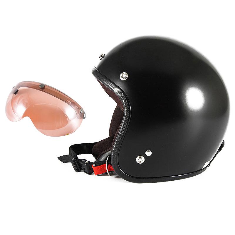 【JPBM-5L+APS-05】ジャムテックジャパン 72JAM JPBM-5LJP MONO ジェットヘルメット [マットブラックプレーン]Lサイズ(60-62cm未満) メンズ SG規格 全排気量対応