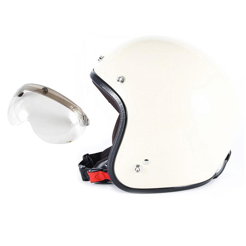 【JPIM-6L+APS-03】ジャムテックジャパン 72JAM JPIM-6LJP MONO ジェットヘルメット [マットアイボリープレーン]Lサイズ(60-62cm未満) メンズ SG規格 全排気量対応