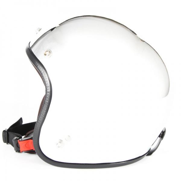 ジャムテックジャパン 72JAM JPM-3JP MONO ジェットヘルメット [メッキプレーン]3サイズ メンズ レディース 兼用品 SG規格 全排気量対応