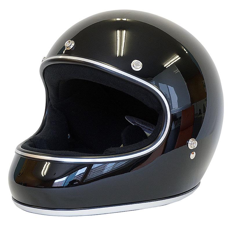 ドラッグスタイル フルフェイス ヘルメット AKIRA アキラ [ブラック/2サイズ]DAMMTRAX ダムトラックス メンズ レディース 兼用品 SG規格 全排気量対応 バイク用