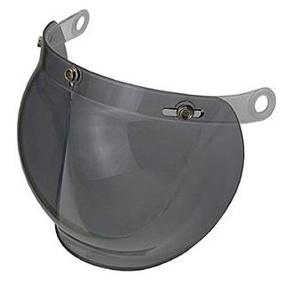 MOUSSE ムース NOVIA ノービア ジェットヘルメット カラーシールド スモークシールド リード工業 ジェットヘルメット MOUSSE ムース/NOVIA ノービア 専用オプションシールド [ライトスモーク]