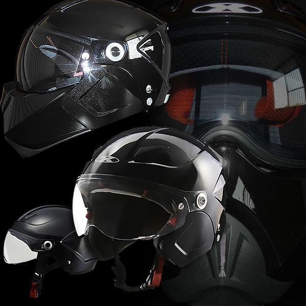インナーシールド標準装備 システム ジェットヘルメット リード工業 X-AIR SOLDAD ソルダード [ブラック]チークガード + フェイスマスク + シールド付きセットFREEサイズ(57-60cm未満) メンズ レディース 兼用品 SG規格 125cc以下用 バイク用