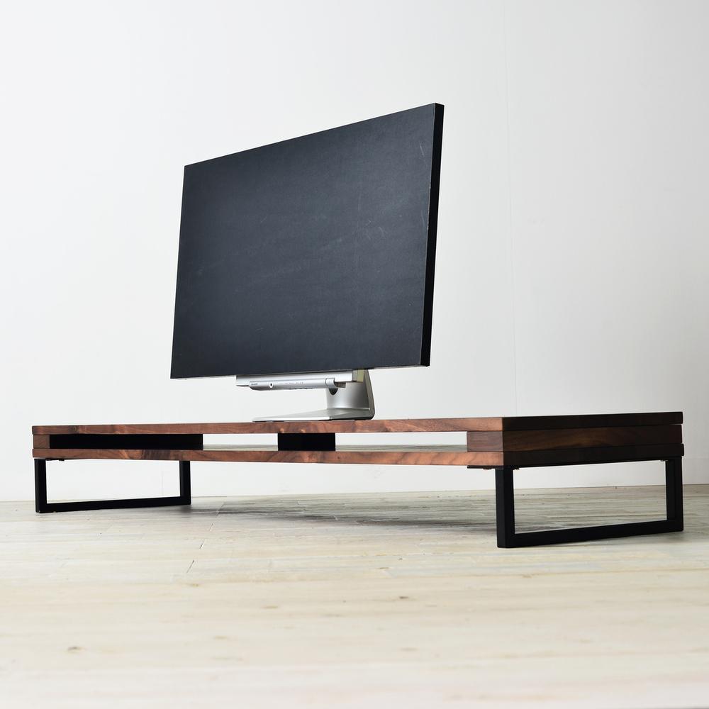 TEZU 120 TV Board ウォールナット オーク チェリー テレビ台 テレビボード ローボード 日本製 木製 収納 リビング 北欧 国産 大川 家具 無垢