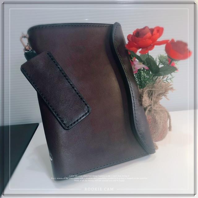 国産ブランド『栃木レザー』使用 手縫いA5システム手帳リ フィル10点セットと革保湿ミンクオイル付き