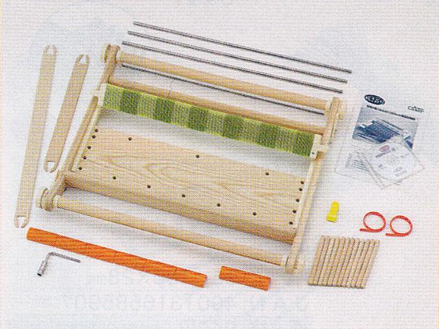 【送料無料】クロバー 咲きおり 手織り機 60cm「40羽セット」