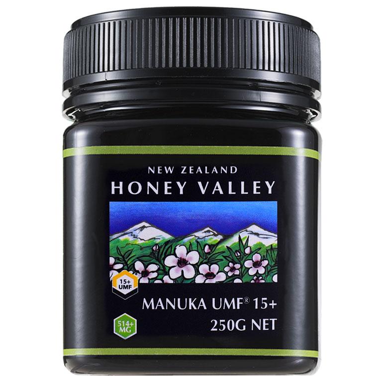 高活性マヌカハニー UMF15+ 250g 安心の実績 高価 買取 強化中 あす楽対応 年間定番 マヌカハニー アクティブ UMF 天然蜂蜜 HLS_DU はちみつ ハチミツ MGO514~828相当 RCP 15+