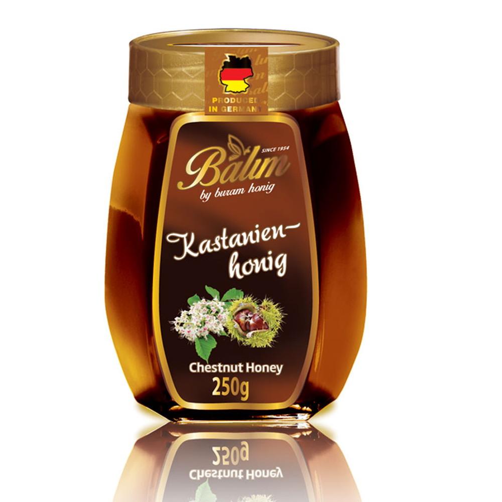 栗の独特な香りと味わい 結婚祝い 一度食べたら癖になる バリム チェスナッツハニー 250g 栗のはちみつ 祝日 マロンハニー ドイツ産 蜂蜜 HLS_DU はちみつ くり蜂蜜 ハニー ハチミツ RCP Balim