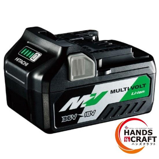 【未使用】日立工機 マルチボルト蓄電池 残量表示付 BSL36A18 バッテリー【新古品】【中古】