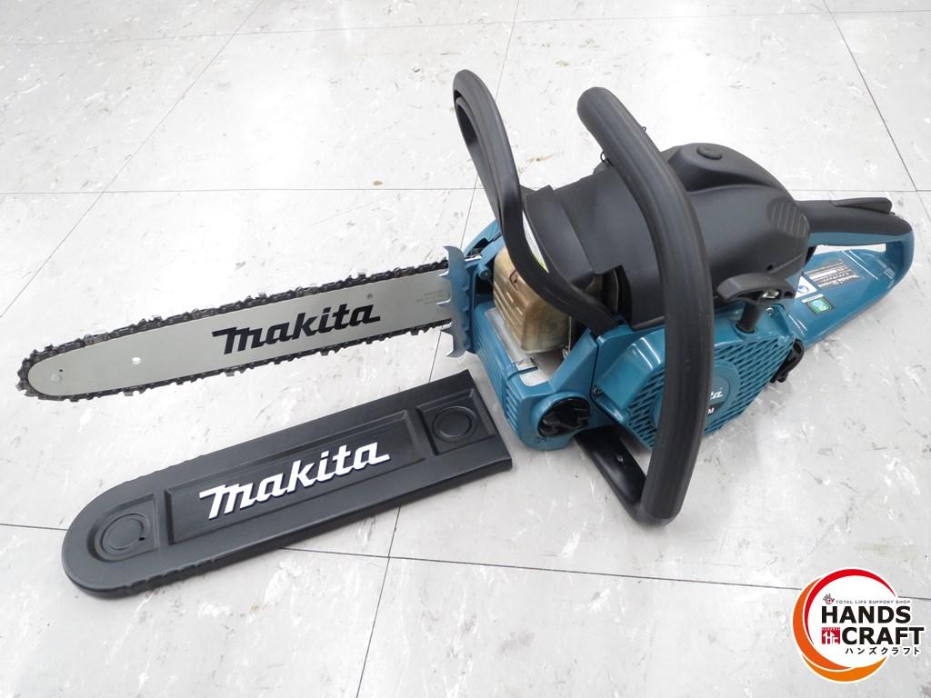 【未使用】マキタ makita 350mm エンジンチェンソー MEA3201M 本体のみ【新古品】【中古】