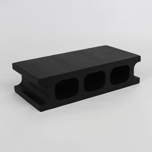 DIY 棚 テレビ台 収納 靴箱 靴置き シューズラック 2020 出色 ハンズマン スチロールブロック 発泡スチロール 118877 レンガ ブロック mono ブラック 通常配送 160k12 サイズ:390×190×100mm 送料別 レンガブロック