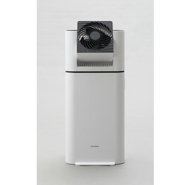 除湿機 アイリス サーキュレーター衣類乾燥除湿機/DDD-50E ホワイト (2742691) 取寄せ商品 送料別 通常配送