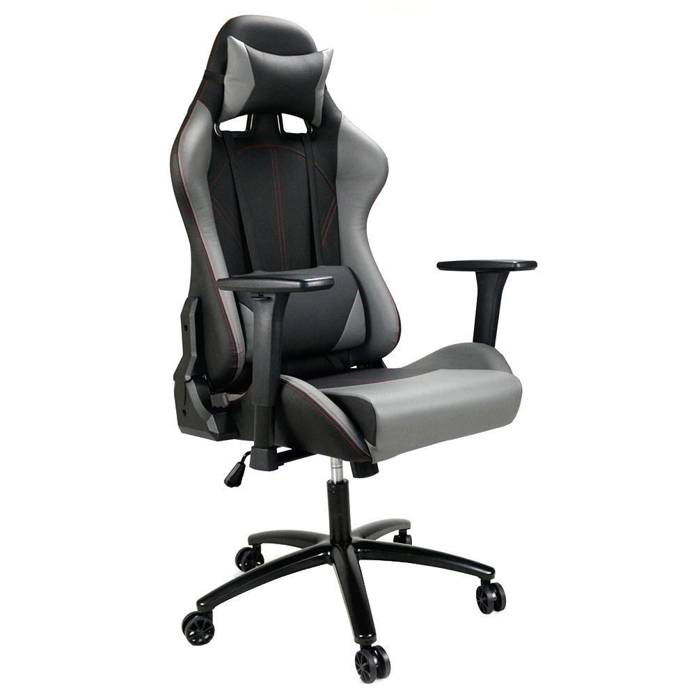 ゲーミングチェア 一年保証 ゲーミング オフィスチェア デスクチェア パソコンチェア リクライニング チェアー PCチェアー PC椅子 一人用 ハイバック キャスター 肘付 腰痛 高反発 長時間 楽 疲れにくい おしゃれ ビジネス