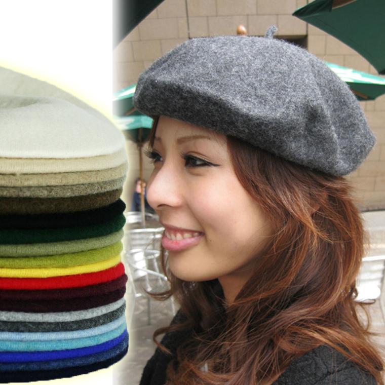 一豊富な20色展開 プチプラでうれしい価格 レディース メンズ ベレー帽 ニット 大特価 人気 可愛い ぼうし ニット帽 フェルト プチプラ 誰でも着こなせるベレー帽 ベレー 爆買いセール 帽子 かぶり方 グリーン 全20色 キッズ