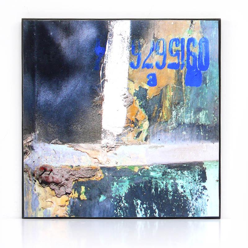 【KH CAT B TONG】木製アートパネルL モダンアート壁掛け ベトナム雑貨 インテリア 壁飾り