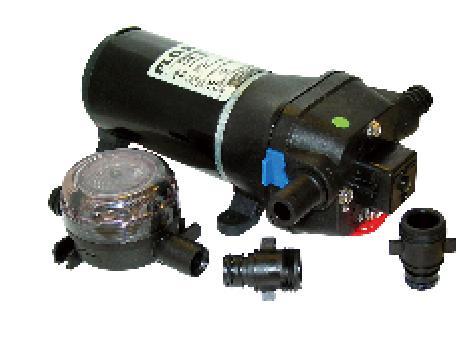 フロージェット 4325シリーズ 12V デッキ洗浄ポンプ メーカー直送の為代引き不可