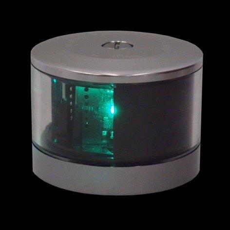 伊吹工業 LED船灯 第二種舷灯 緑NLSG-2G 12v/24v共用